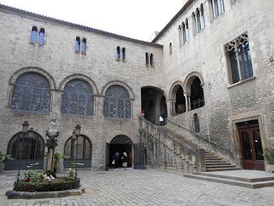 Palacio Episcopal - Barcelona