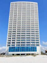 Island Tower Condominiums Gulf Shores Alabama