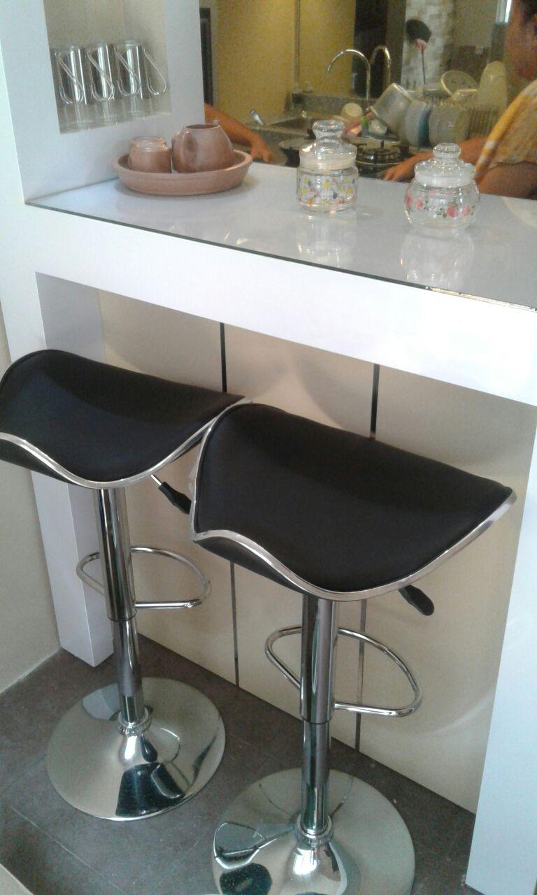 Jasa jual kitchen set minimalis perumahan desain premium for Kitchen set surabaya
