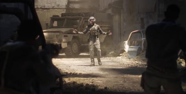 موعد نزول لعبة call of duty modern warfare