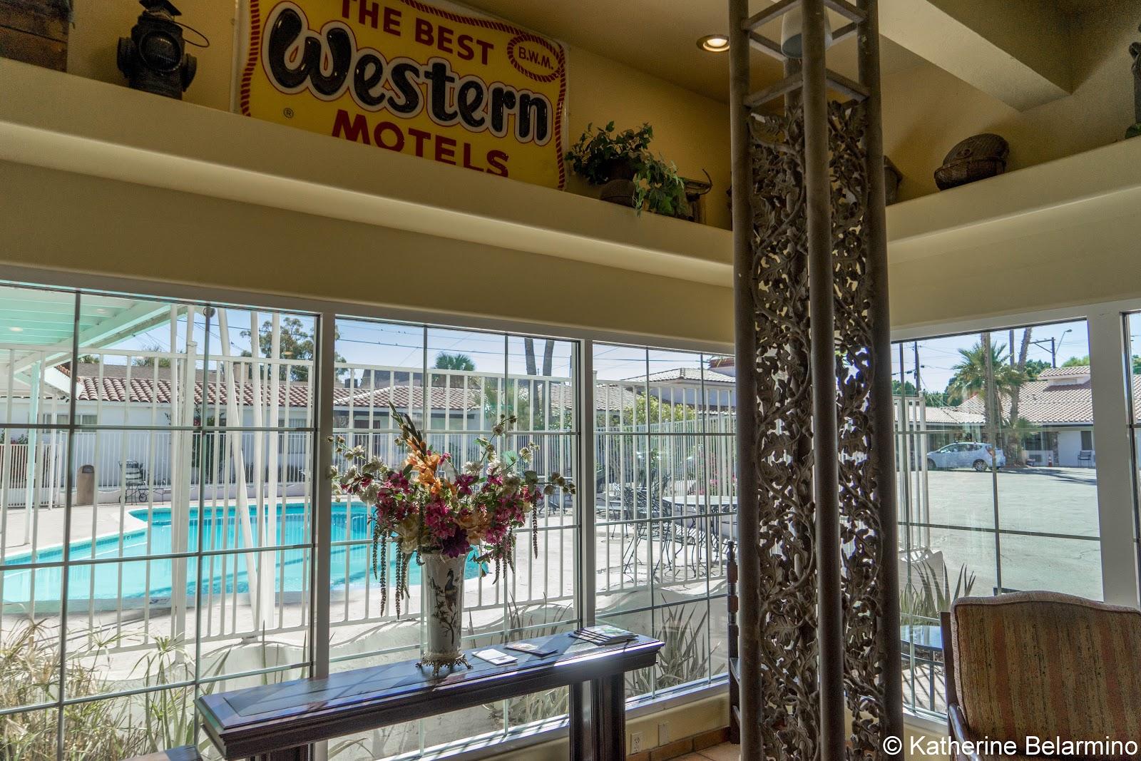Preserved history sites to see in yuma travel the world for Best western coronado motor hotel yuma az