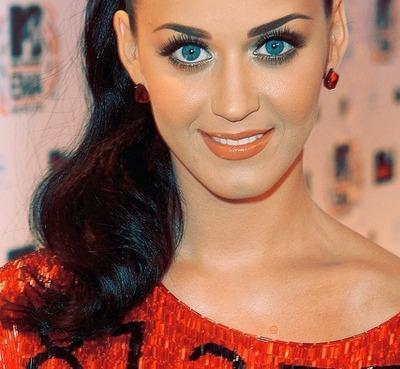 Katy Perry Eyes