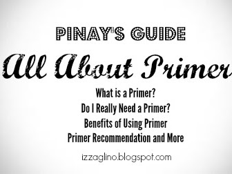 Pinay's Guide: All About Primers!