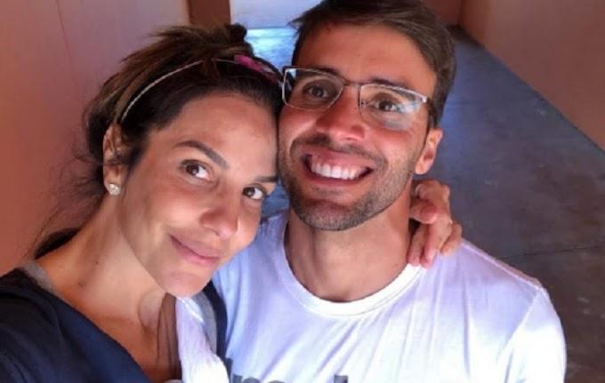 Toda a família pegou Covid-19′, anuncia marido de Ivete Sangalo