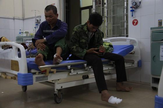 Quảng Ngãi 11 công nhân bị điện giật, 1 người tử vong