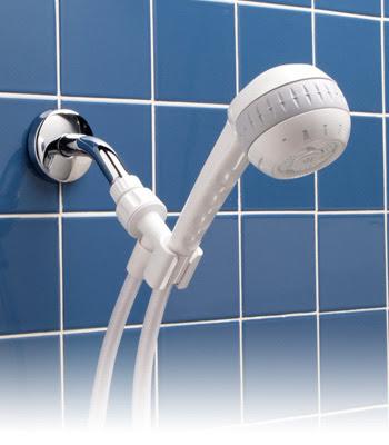 6 Contoh Shower Kamar Mandi Minimalis Untuk Anda