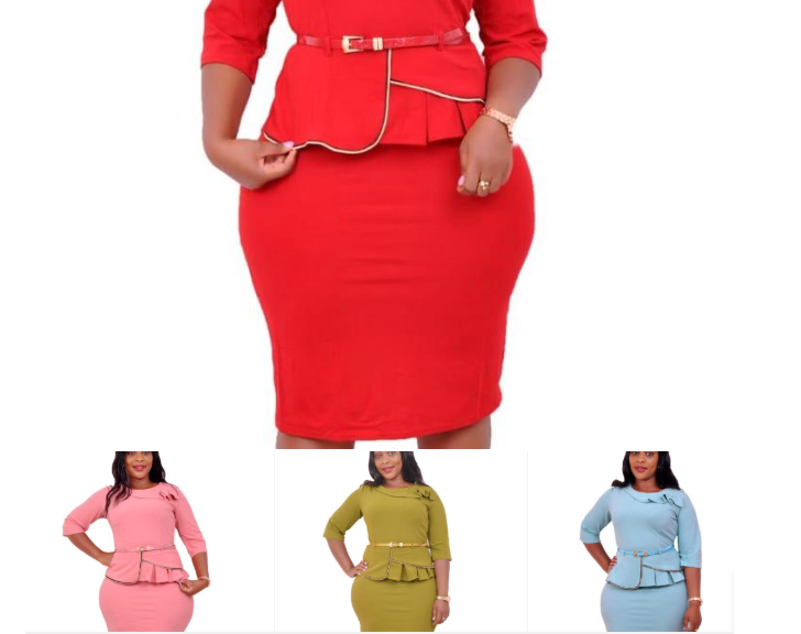 Where to Buy Classy Dress for Women in Kenya at a Cheap Price
