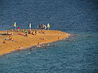 ljeto turizam Zlatni rat Bol slike otok Brač Online