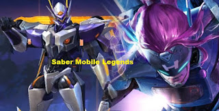 hero saber mobile legends