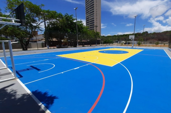 Prefeitura amplia programa de reforma de equipamentos esportivos