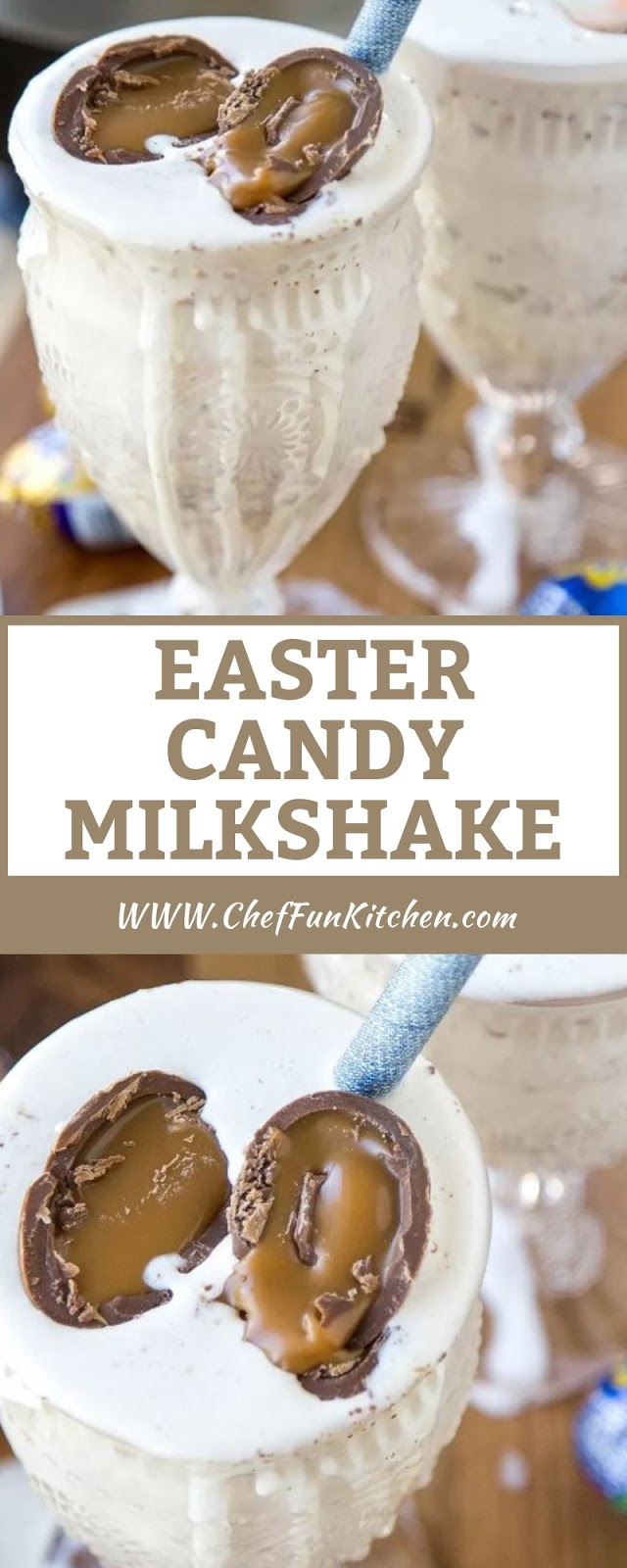EASTER CANDY MILKSHAKE