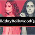 Mid Day Bollywood Quiz All Answers to Win Rs.1000