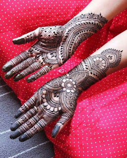 India mehndi design
