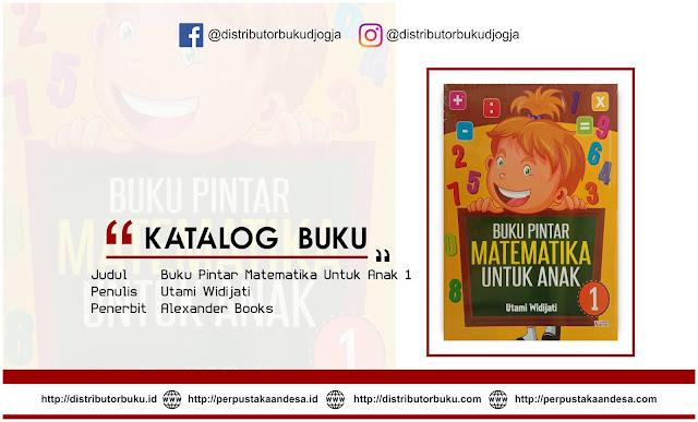 Buku Pintar Matematika Untuk Anak 1