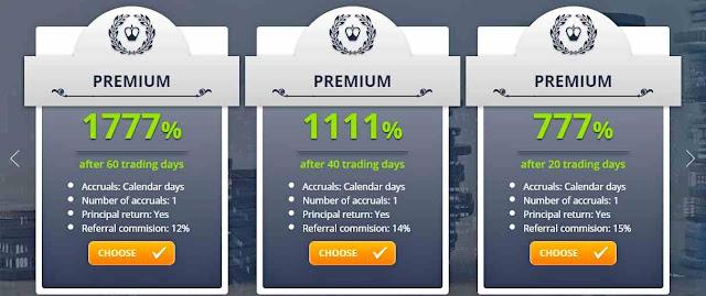 Yesss Capital - прибыльные инвестиции в проект
