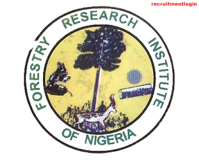 www.frin.gov.ng- Forestry Research Institute of Nigeria Recruitment Form - (FRIN) 2018/2019