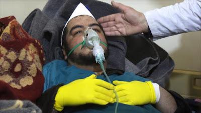 Rusia descifra montaje en vídeos de ataque químico en Siria
