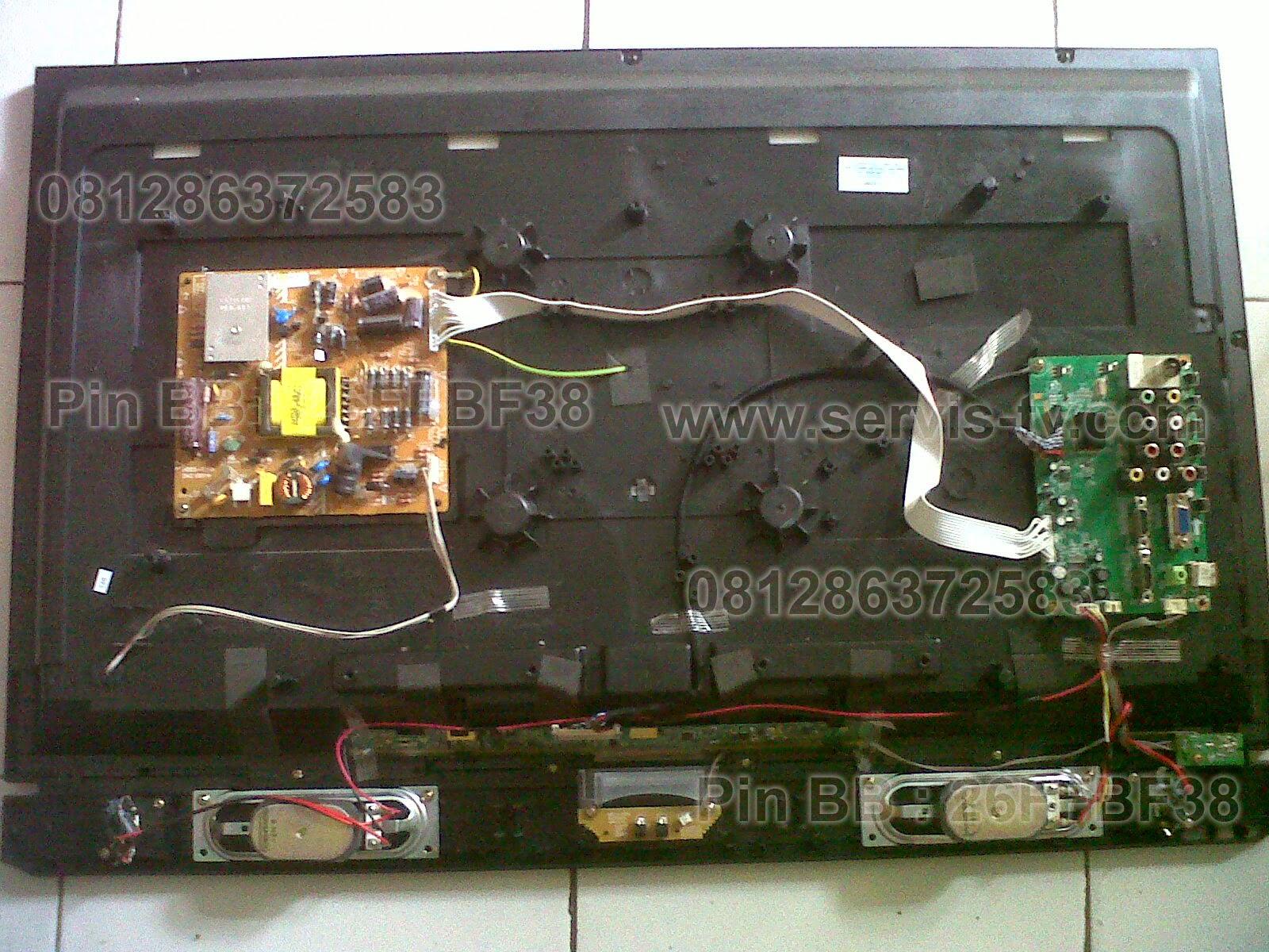 Polytron LED TV Perbaikan