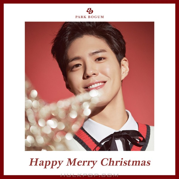 Park Bo Gum – Happy Merry Christmas – Single