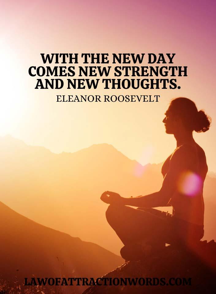 Famous Spiritual Uplifting Good Morning Quotes