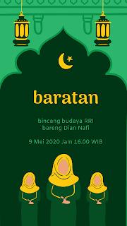 Event Talkshow Sepanjang Ramadlan