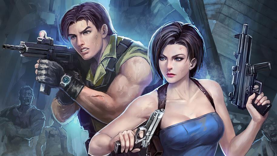 Resident Evil 3 Remake Jill Valentine 4k Wallpaper 3 1567