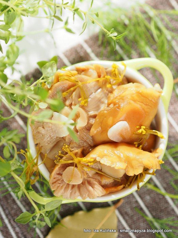 kiszone grzyby, kolpaki, turki, niemki, jaki to grzyb, kiszonki, kiszenie domowe