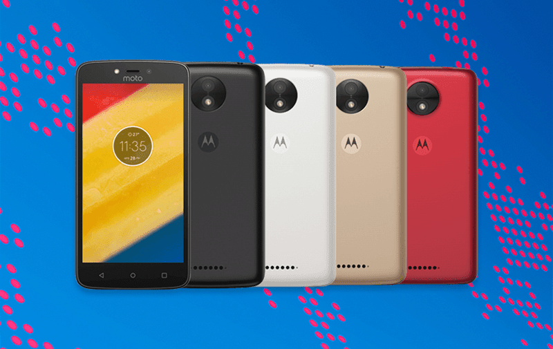 Moto C Entry Level Series Now Official