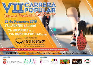 Carrera Popular Villaornate 2019