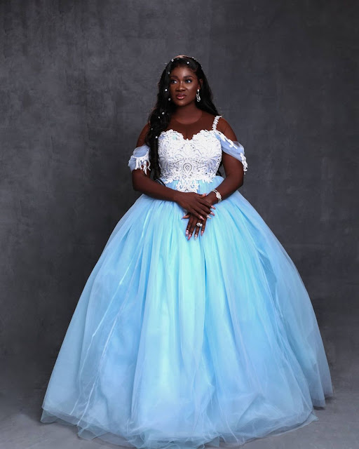 I am Alive and so Thankful- Mercy Johnson says as she celebrates her 37th birthday in style (photos)