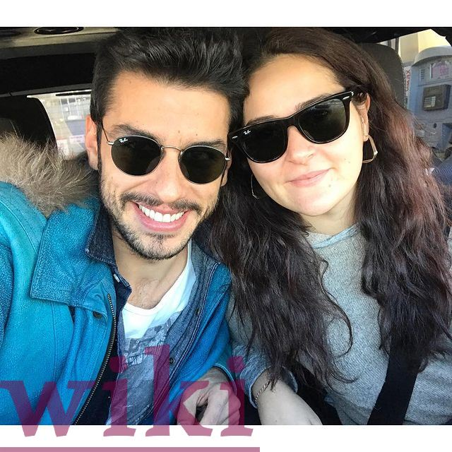 Aras Aydens girlfriend