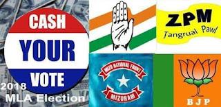 Mizoram Politics Mimal Thlirna Ve Thung