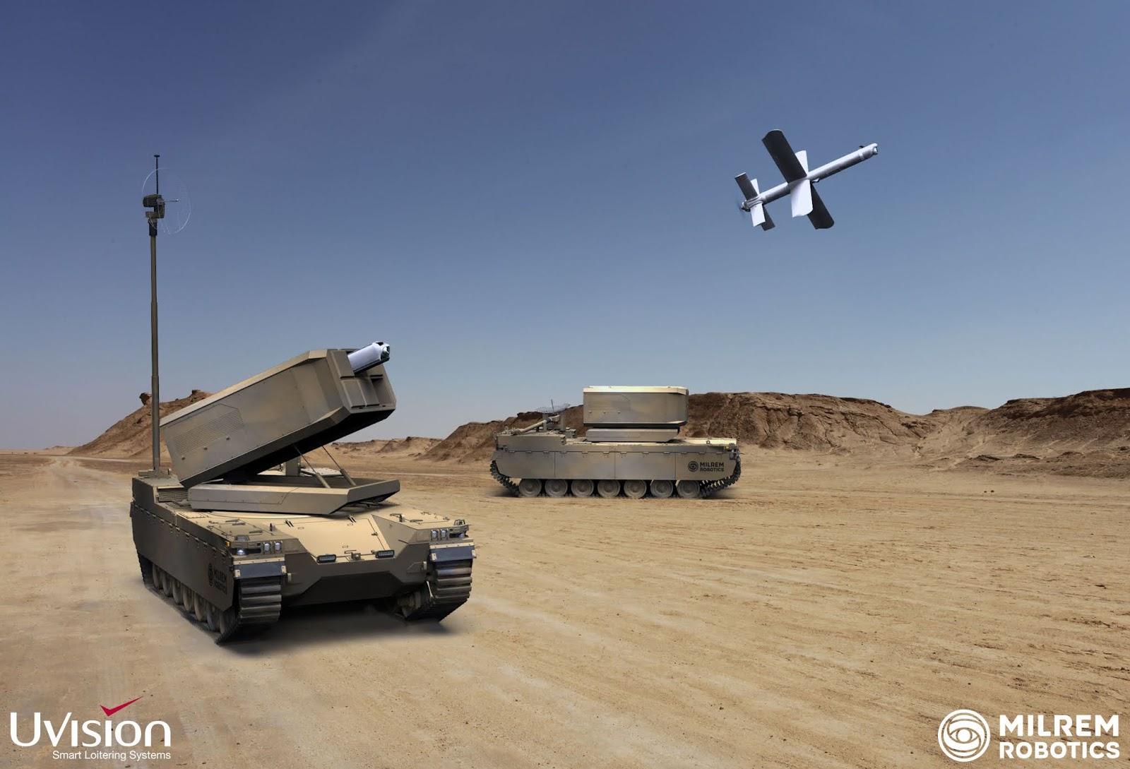 Естонська Milrem Robotics отримала європейський грант на розробку наземних безпілотників
