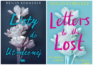 """""""Listy do utraconej"""" Brigid Kemmerer"""
