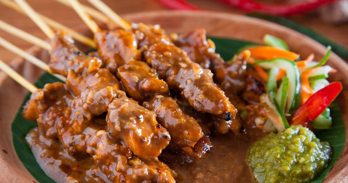 aneka resep masakan resep sate ayam bumbu tempe khas ambal