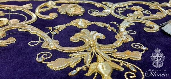 La Virgen del Consuelo de Almería tendrá un nuevo terno