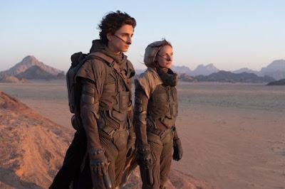 Dune akan dikeluarkan pada hujung tahun 2020