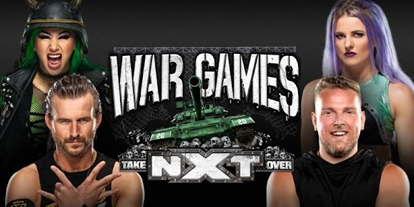 Repetición Wwe Nxt War Games 2020 Full Show