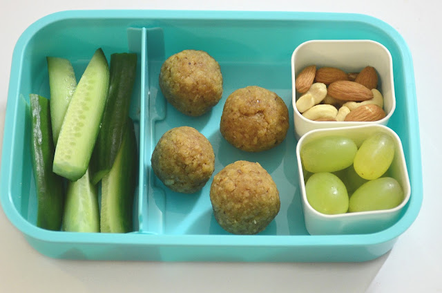 Kids Lunch Box Ideas - Indian Lunch Box Recipe