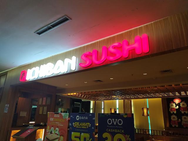 ichiban sushi SKA