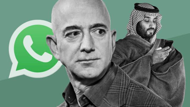 هل ولي العهد السعودي متورط في إختراق هاتف جيف بيزوس؟