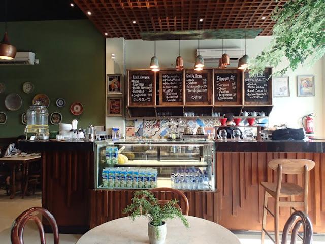 coffee shop pause rawamangun