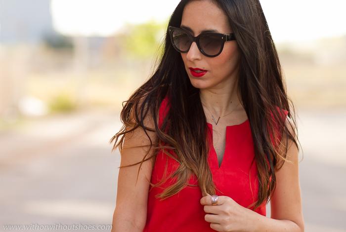Influencer blogger valenciana con estilo con ideas de conjuntos para celebraciones bodas comuniones bautizos