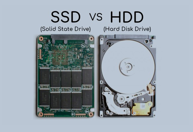 SSD Full Form In Hindi