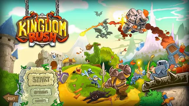 لعبة kingdom rush 1 | العاب ميشو العاب فلاش