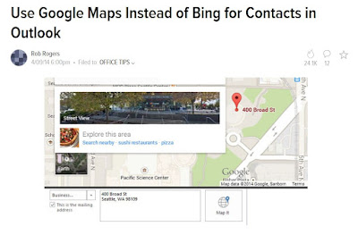 https://lifehacker.com/use-google-maps-instead-of-bing-for-contacts-in-outlook-1561303707