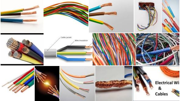 What are the Mainly Five Types of Electrical Wires