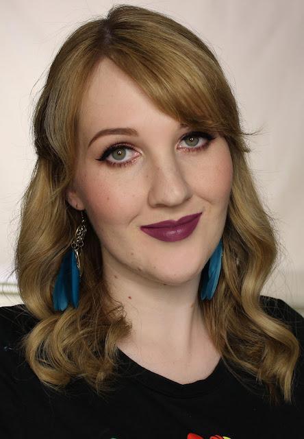 ColourPop Ultra Satin Lips - Bijou Swatches & Review