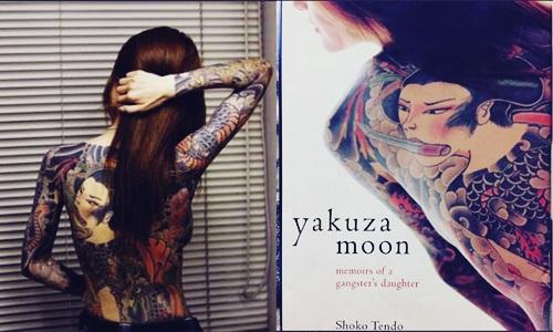 Biodata Shoko Tendo Si Putri Bos Yakuza Tubuh Penuh Tato