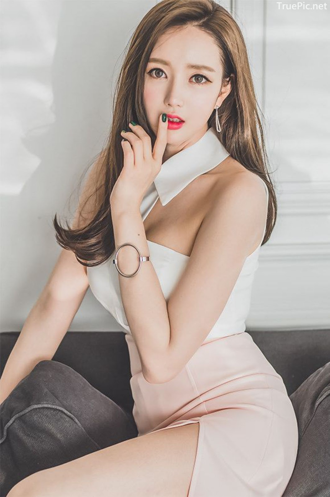 Lee Yeon Jeong - Indoor Photoshoot Collection - Korean fashion model - Part 1 - Picture 10